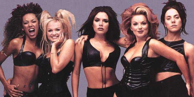 Trykk p� bildet for � g� til min Spice Girls side.