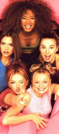 Click here to go to my Spice Girls-page